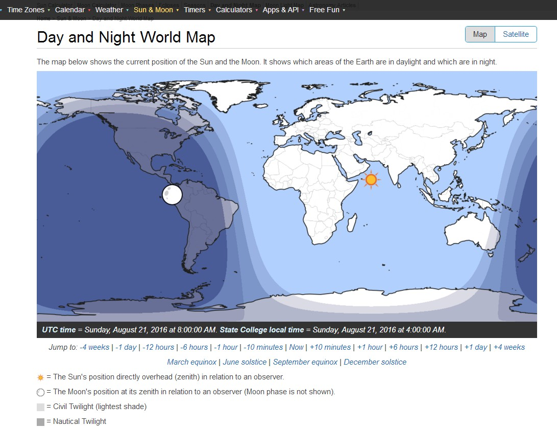 Day night and time zones lesson 1 youtube has the internet really picture of diagram world map night day download more maps world map time zones and gumiabroncs Images